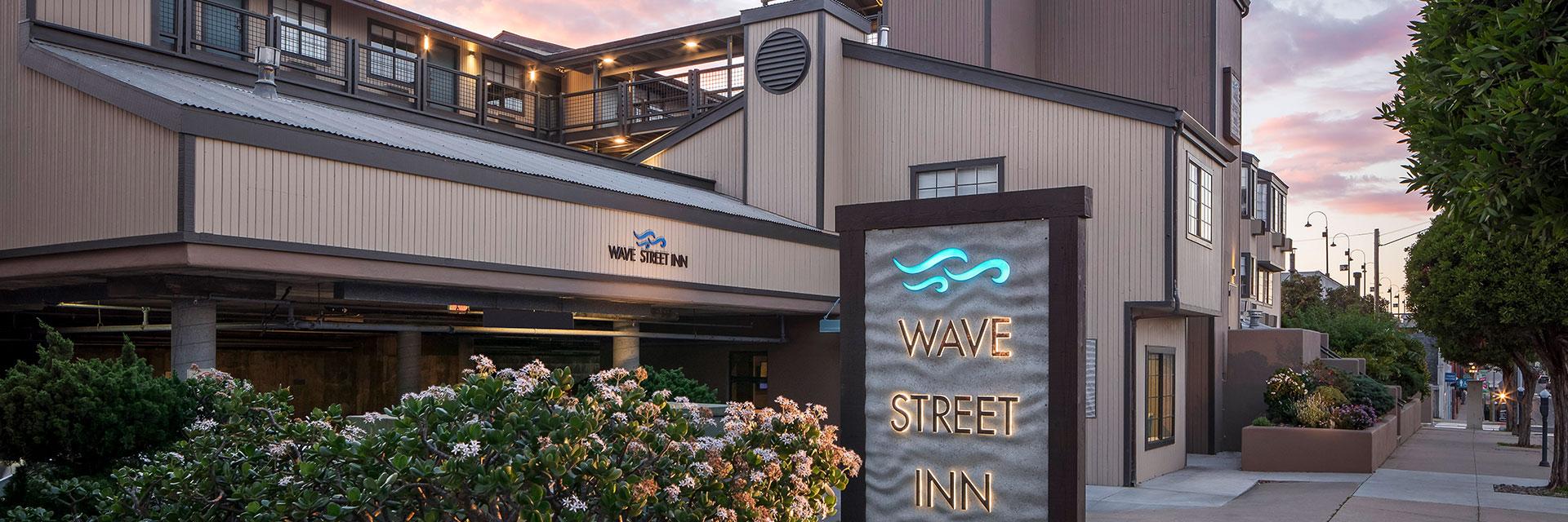 Book Direct Benefits At Wave Street Inn Monterey California