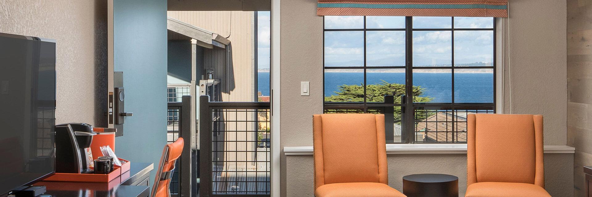 Wave Street Inn Monterey California FAQs